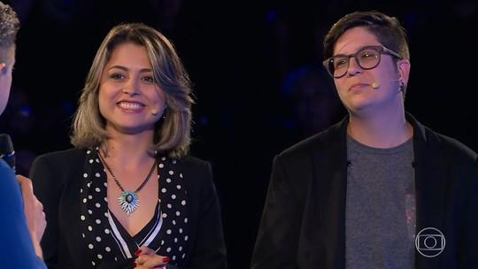 'The Wall': casal dá a volta por cima e sai do programa com prêmio de quase R$ 150 mil