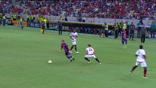 Fortaleza x Flamengo: duelo tem vantagem tricolor em jogos no Castelão; confira histórico