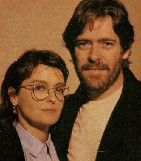Maria Zilda e José de Abreu (Foto: Reprodução)