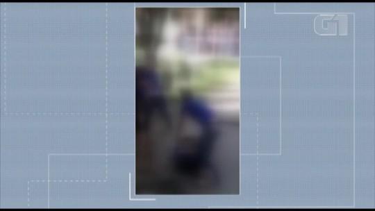 Vídeo mostra aluna agredindo colega com chutes e socos até ela desmaiar em escola estadual no PA