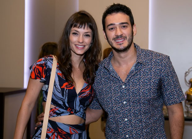Rosanne Mulholland curte show com Marcos Veras (Foto: Roberto Filho / Brazil News)