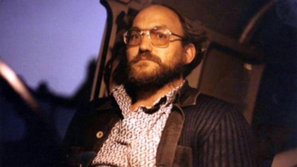 O assassino em série Robert Black foi considerado suspeito, mas nada o ligava ao caso — Foto: PSNI