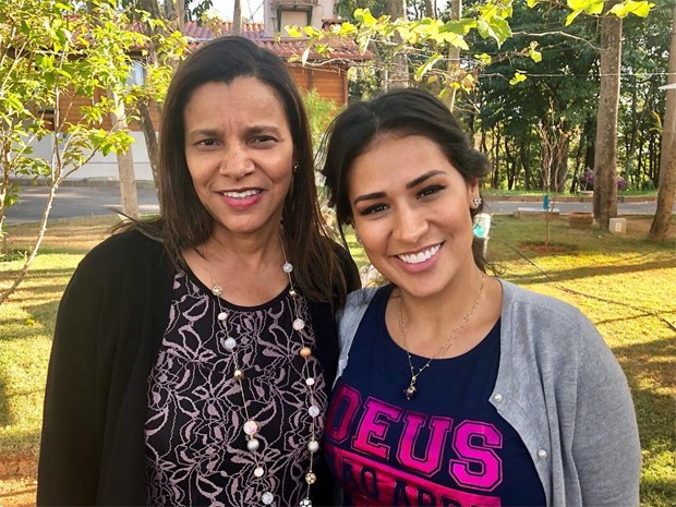 Ezenete Rodrigues e Simone Mendes (Foto: Reprodução/Instagram)