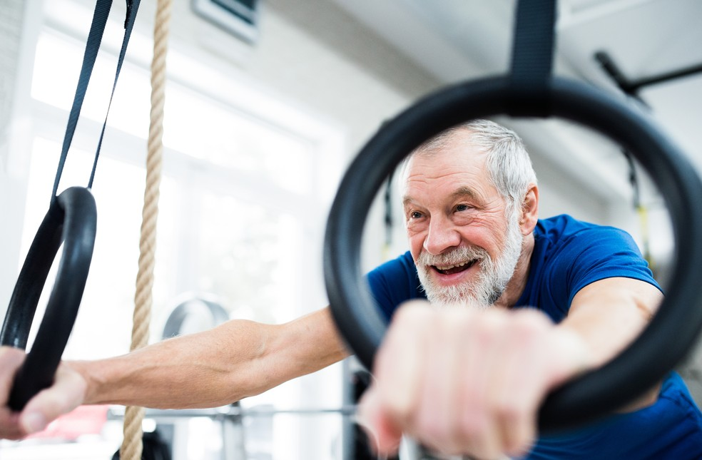 Atividade aeróbico e fortalecimento muscular ajudam no emagrecimento (Foto: IStock)