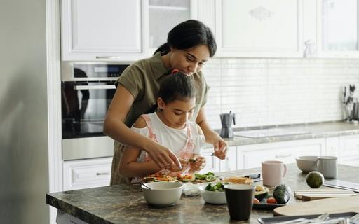 Alimentação infantil cover image