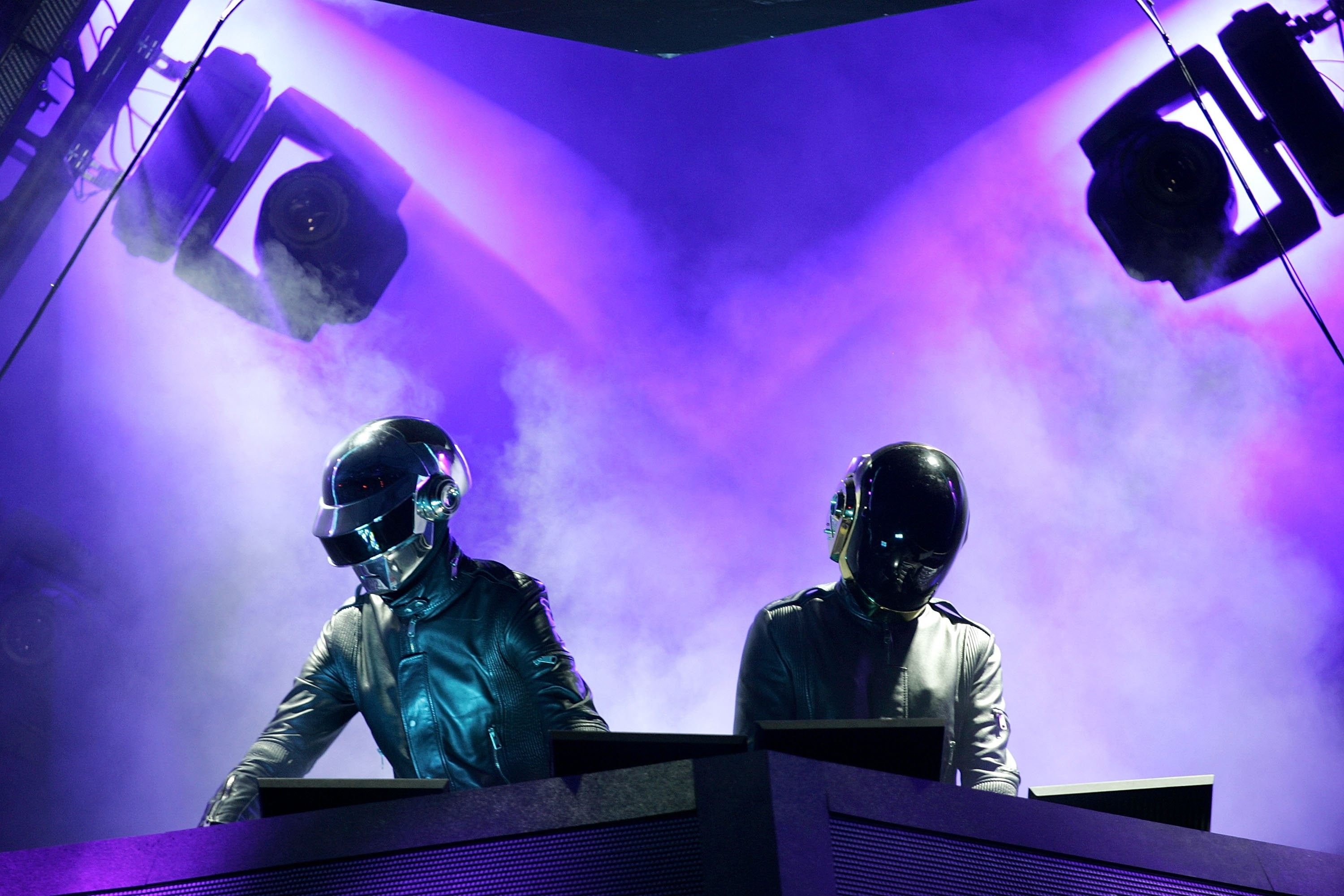 Daft Punk (Foto: Getty Images)