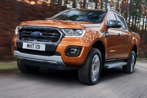 Ford Ranger é reestilizada na Europa, mas facelift pode demorar um pouco a chegar (Foto: Divulgação)