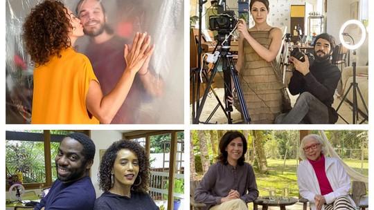'Amor e Sorte': saiba tudo sobre a série que fala das relações na quarentena