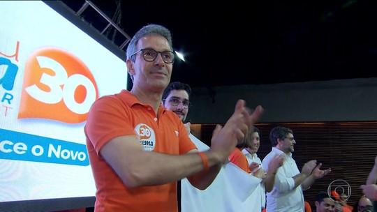 Minas Gerais elege Romeu Zema (Novo) como governador