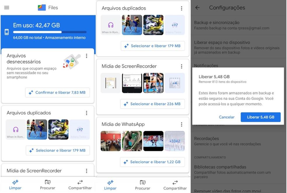 App ajuda a identificar programas que não estão sendo utilizados. — Foto: Reprodução