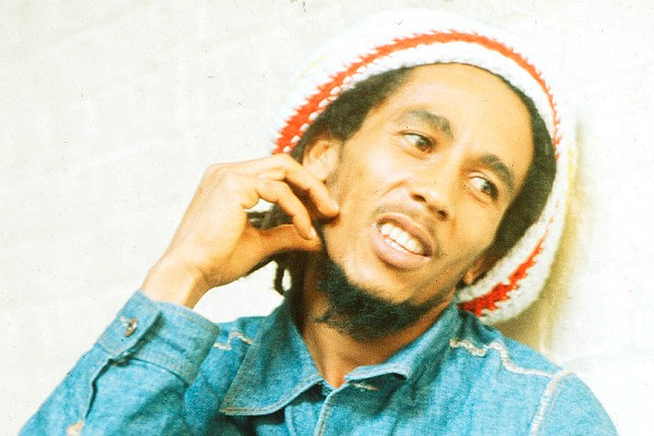 O eterno rei do reggae, Bob Marley (1945-1981) (Foto: Getty Images)