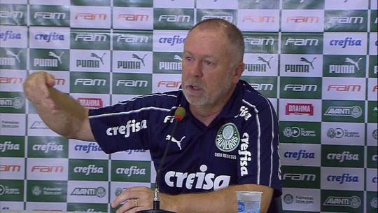 Borja, Deyverson, Luiz Adriano e Henrique Dourado: só um deles tem garantia no Palmeiras de 2020