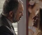 Germano (Humberto Martins) e Lili (Vivianne Pasmanter) em 'Totalmente demais' | TV Globo