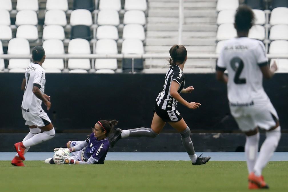 Rubi em ação pelo Botafogo — Foto: Vitor Silva/Botafogo