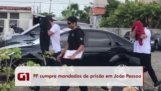PF prende dois em João Pessoa em operação contra tráfico internacional de cocaína