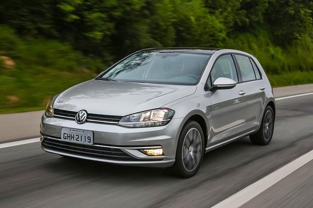 VW Golf Comfortline 2019 (Foto: Divulgação)