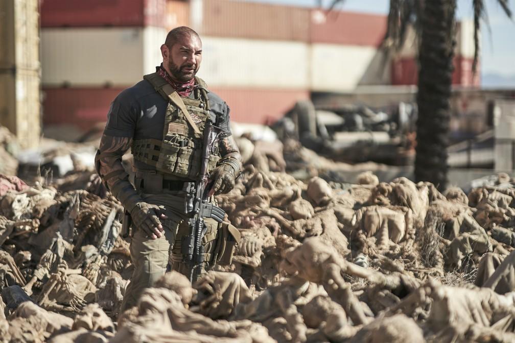 Army of the dead': Zack Snyder reencontra e desconstrói zumbis, gênero no  qual iniciou a carreira | Cinema | G1