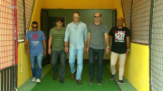 Papo de boleiro: ídolos de Sport e Náutico revelam segredos de bastidores