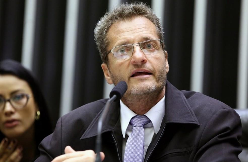 Deputado Federal Rôney Nemer, em sessão na Câmara dos Deputados (Foto: Divulgação)
