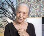 Fernanda Montenegro é Dulce, avó de Maria da Paz que vai ensinar a neta a fazer bolos | TV Globo