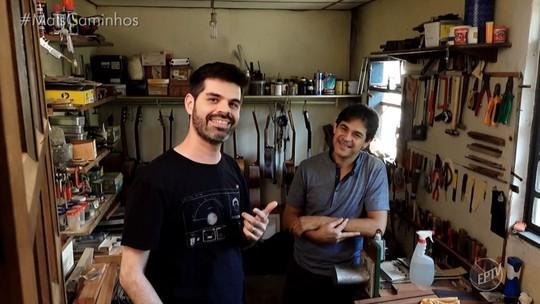 Repórter Daniel Perondi traz a história musical do Duo Balangulá