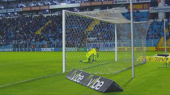 """Após empate frustrante com Guarani, Alemão cobra: """"Deixar de oscilar em casa"""""""