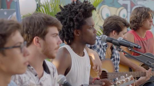 Final 'Malhação': Banda 'Curto Circuito' sai em turnê