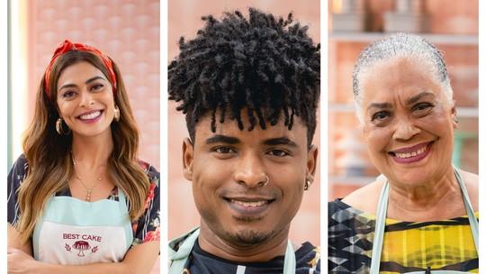 Final do Best Cake reúne Maria da Paz, Alaor e Dona Céu