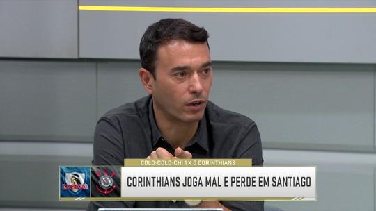 """Rizek diz que desmanche prejudica Corinthians na Libertadores: """"O caminho natural é ser eliminado"""""""