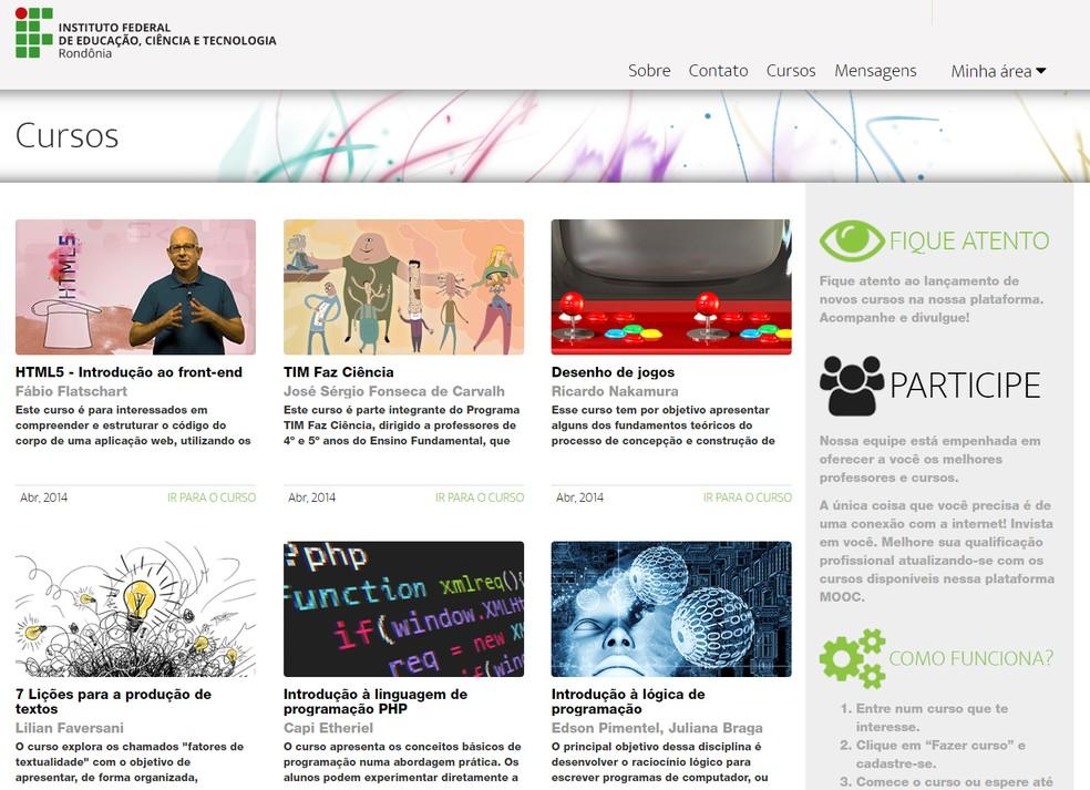 Seis Sites Do Governo Com Cursos Online Gratis Educacao Techtudo