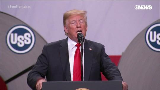 Sem Fronteiras: a guerra comercial de Trump e dos EUA