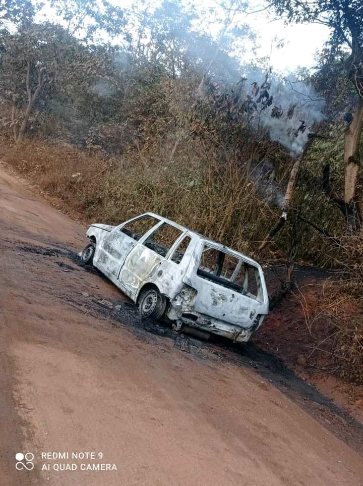 Bandidos roubam malote com mais de R$ 140 mil em Guanhães