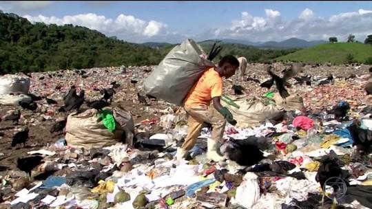 Brasil tem quase 3 mil lixões em 1.600 cidades, diz relatório