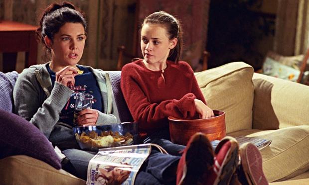 Você pode fazer a ceia de Natal na casa de 'Gilmore Girls' (Foto: Divulgação)