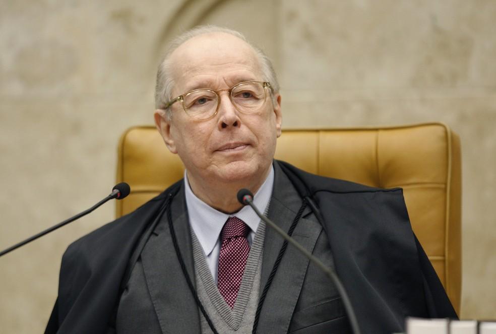 Celso de Mello será o relator do pedido de inquérito no STF para ...