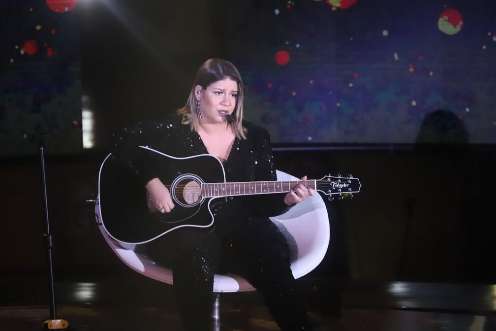 Marília Mendonça  — Foto: Ag News/Divulgação Multishow