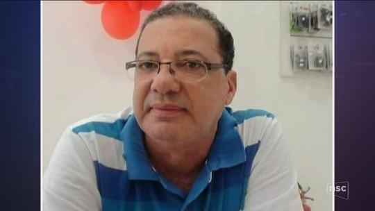 Médico assassinado em Timbó foi atraído por uma mulher para o local do crime, diz polícia