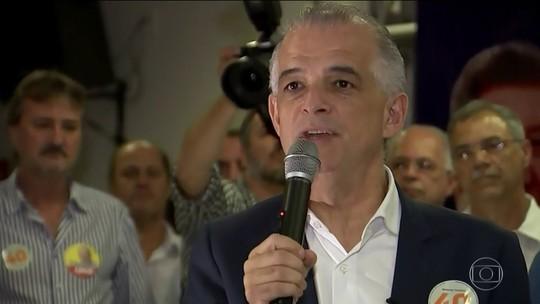 Márcio França diz que quer dar benefícios fiscais ao trabalhadores autônomos do transporte