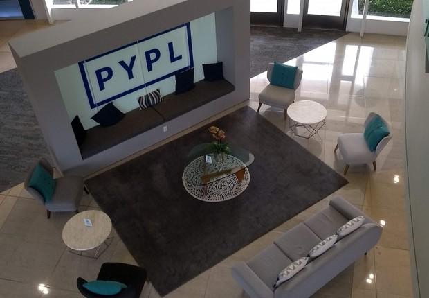 Escritório do PayPal em San José, na Califórnia (Foto: Época Negócios)