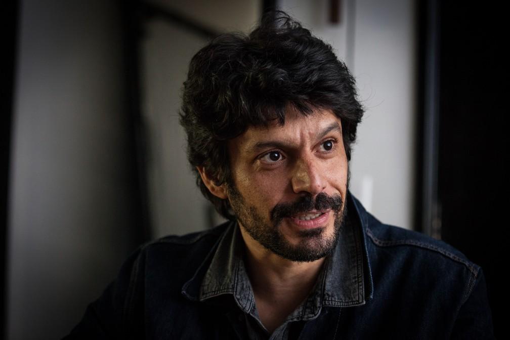 -  Lourinelson Vladmir é Alex em   34;Rua Augusta  34;  Foto: Renato Amoroso/Divulgação