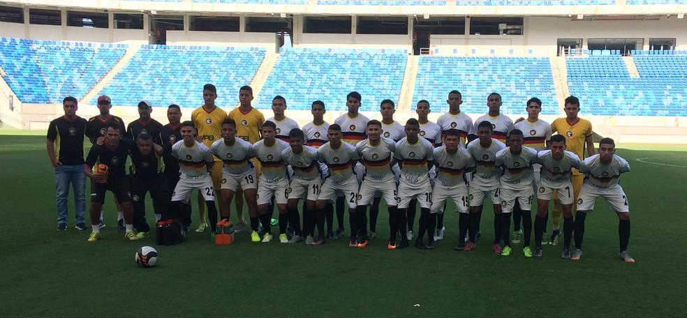 Vice do estadual, Globo FC também participará da Copinha (Foto: Augusto César Gomes/GloboEsporte.com)
