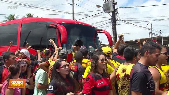 Heróis do acesso, Neto Baiano e Marcos Aurélio relembram 2013