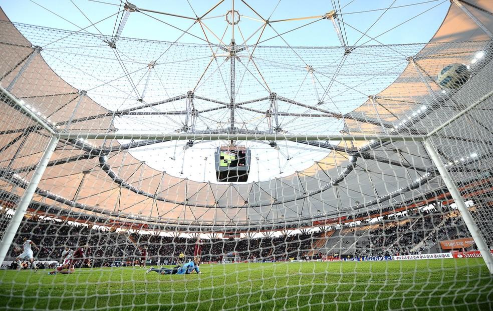 Estádio Ciudad de La Plata (Foto: Agência AFP )
