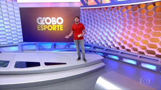 Assista ao Globo Esporte SP deste sábado