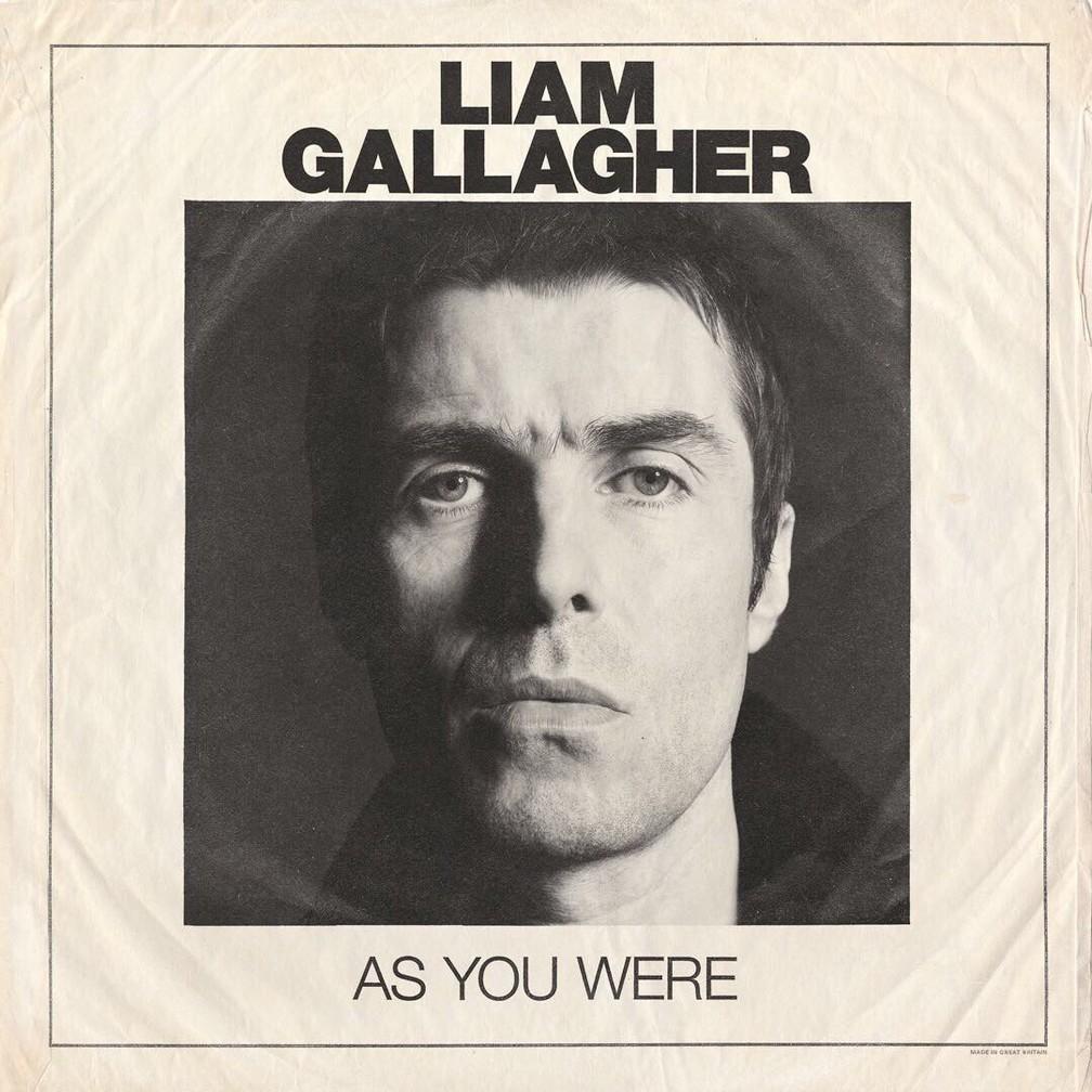 Primeiro álbum solo de Liam Gallagher (Foto: Divulgação)