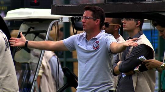 Corinthians inicia nova etapa com Loss no comando