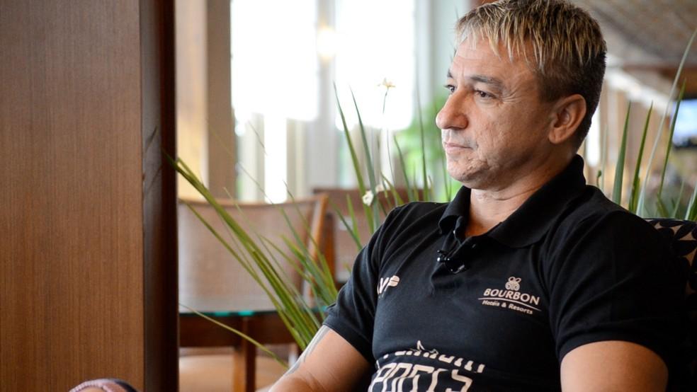 Paulo Nunes acredita que os comandados de Renato Gaúcho tem chances reais de conquistar o Mundial (Foto: Danilo Sardinha / GloboEsporte.com)