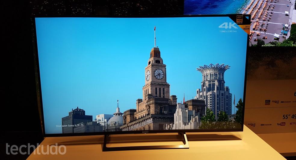 Como saber se a sua TV da Sony tem conversor digital