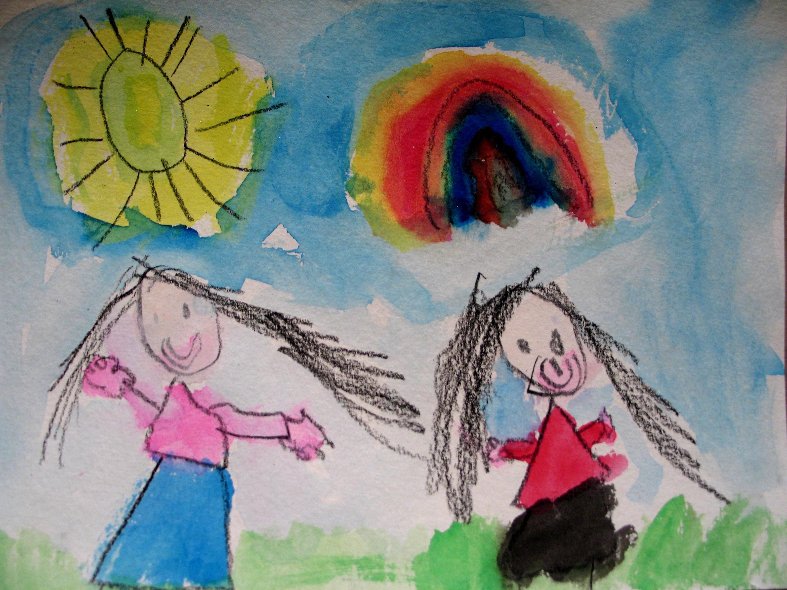 Os Desenhos De Uma Crianca Podem Dizer Muito Sobre Sua
