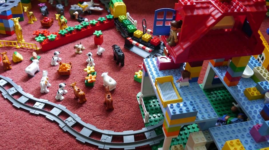 Lego  (Foto: Pixabay)